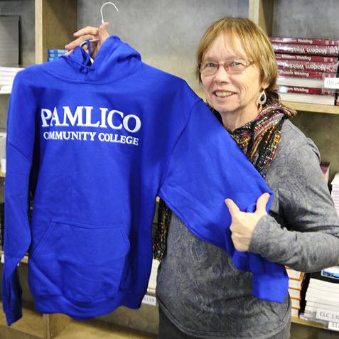 f2a8a79060b9 Barbara Cayton with PCC Sweatshirt